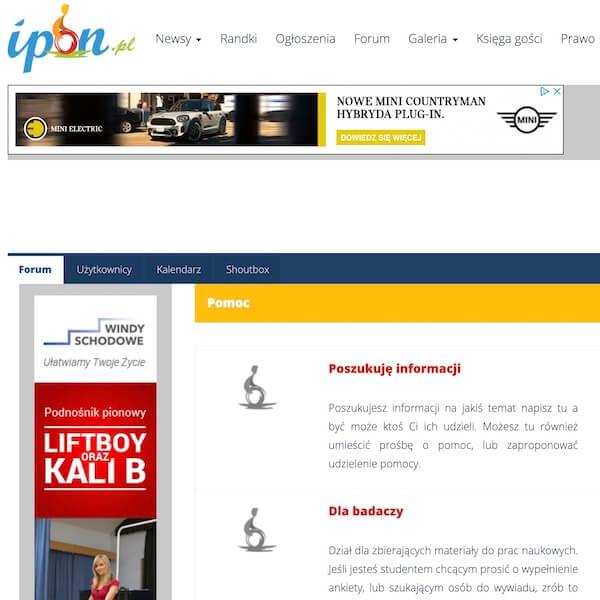 niepełnosprawni forum ipon
