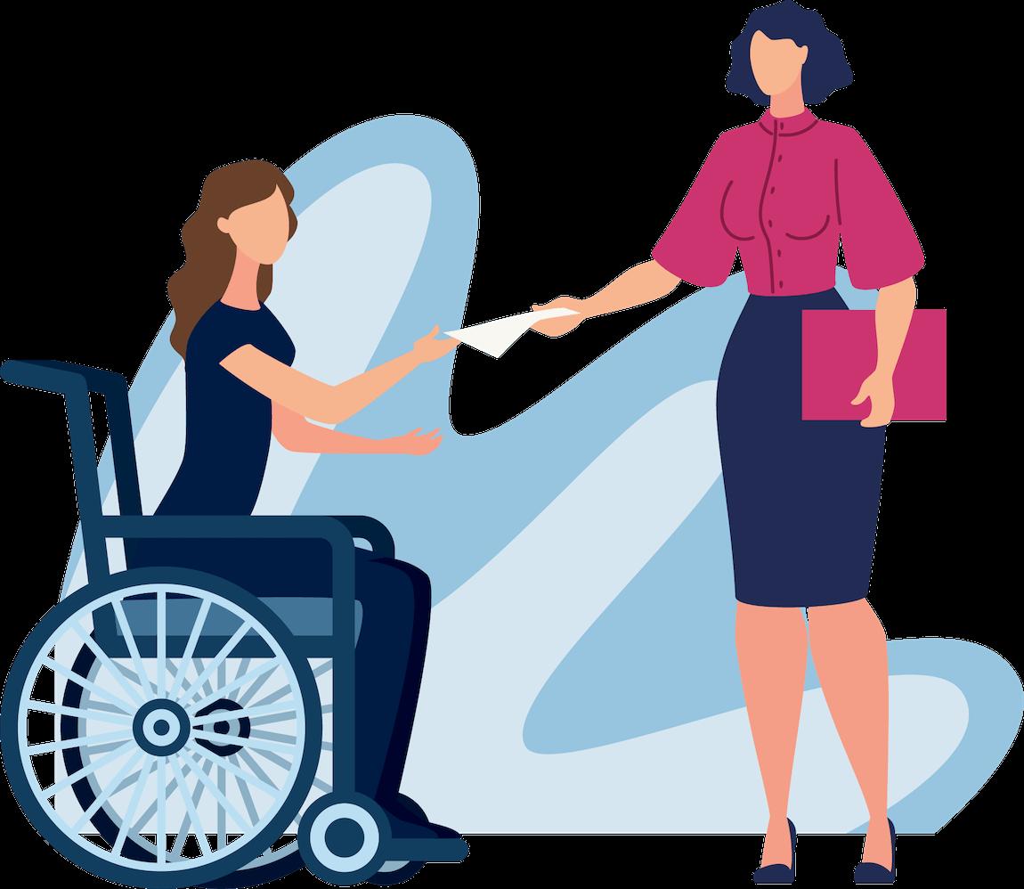 rekrutacja osób niepełnosprawnych. Agencja rekrutacyjna